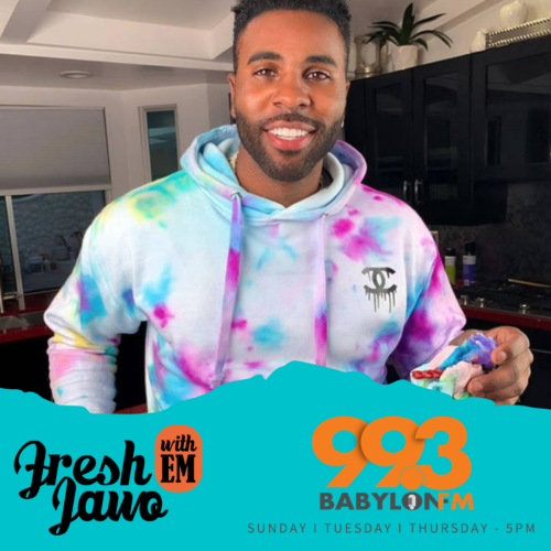 Fresh Jawo with EM – Wait! How much money does Jason Derulo make on Tiktok ??