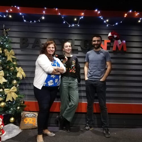 La French Touch – Dilan & Miriam with Aurelie the Quebecoise
