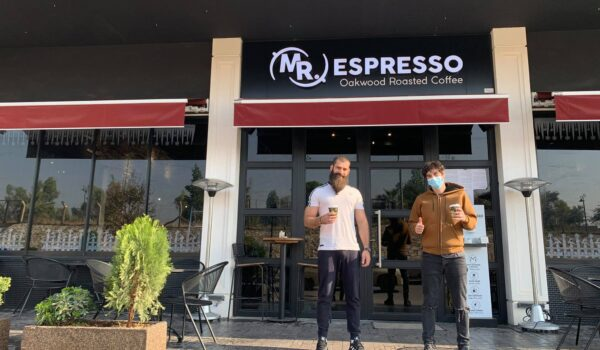 Breakfast Club – Allen from Mr. Espresso