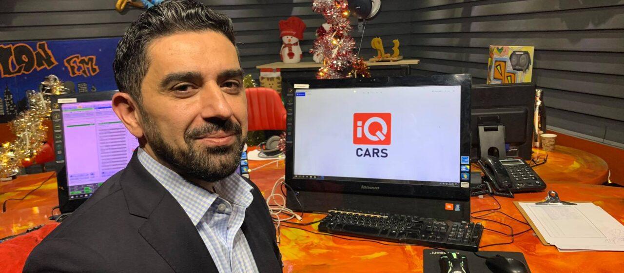 Breakfast Club – Amer Salih from IQ Cars