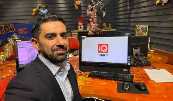 Breakfast Club – Amer Salih from IQ Cars