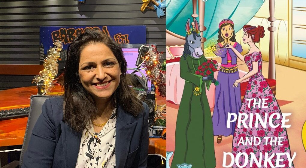 Breakfast Club – Galawezh Bayiz talks about her book The Prince & The Donkey