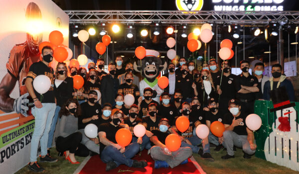 Buffalo Wings & Rings opens its doors in Erbil!