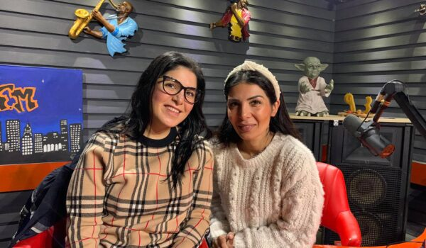 Breakfast Club – Arazu and Dunia from Beverly's