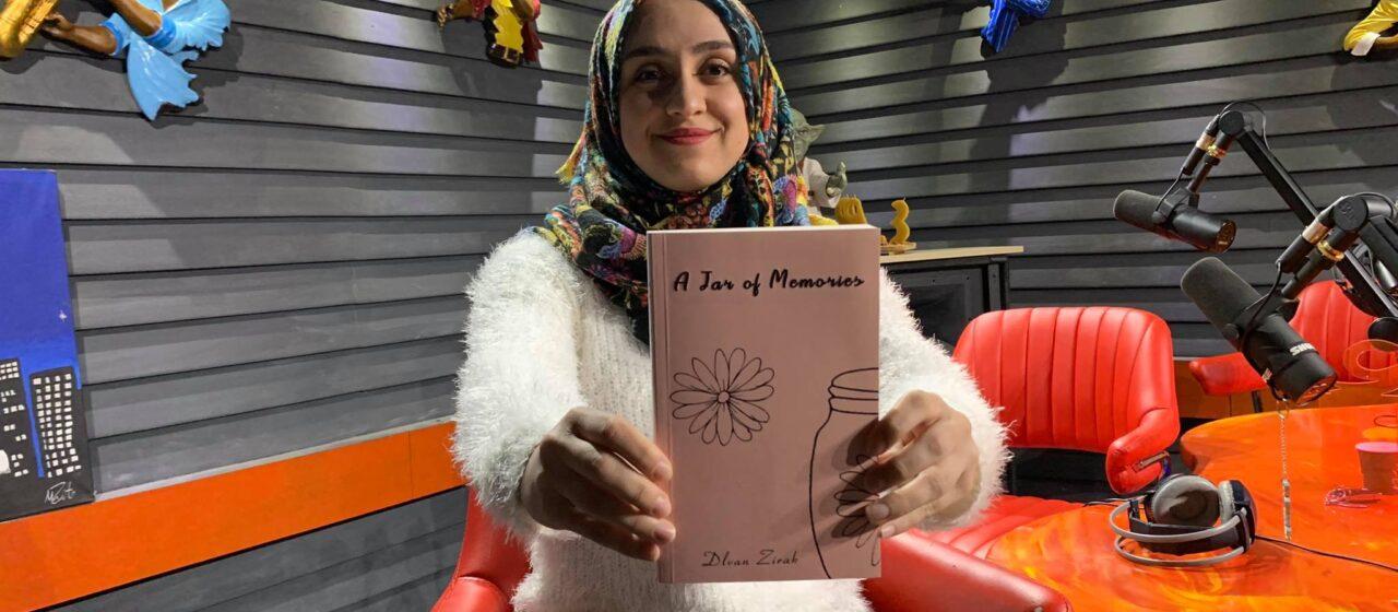 Breakfast Club – Dlvan Zirak Talks About Her New Book