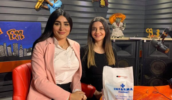 Breakfast Club – Nora and Moreen from INFARMA Pharmacy