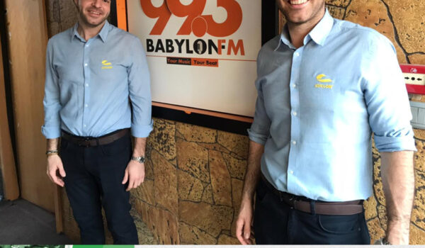 Breakfast Club – Dimitris and Yannis from Carbon Clean Services