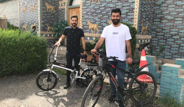 Breakfast Club – Lezan and Hardy from E-Bikes
