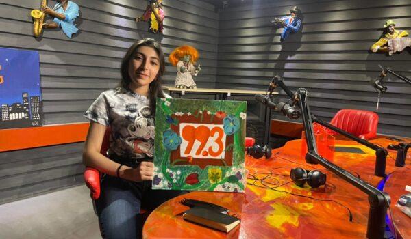 Breakfast Club – writer and artist Lana Ali