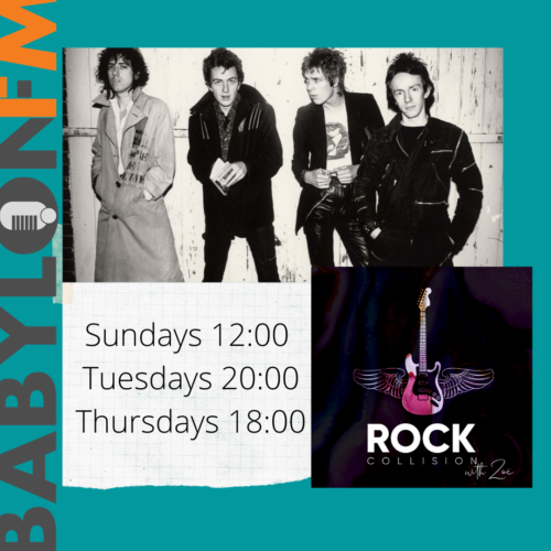 The Rock Collision – The Clash, Heart, Paramore, Godsmack and more!