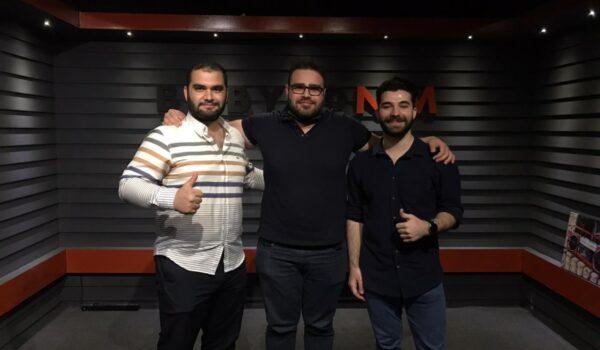 Breakfast Club – Rawa, Idrees and Ahmad from Neo Partners
