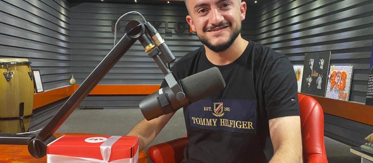Breakfast Club – Rebin Abdulla from Hadyari