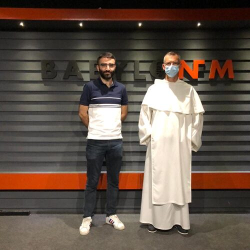 La French Touch – Dilan with Fr. Olivier, Dominican friar